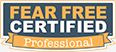 fear free certified professional logo