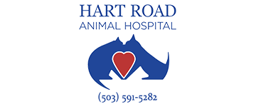 hart road animal hospital logo image
